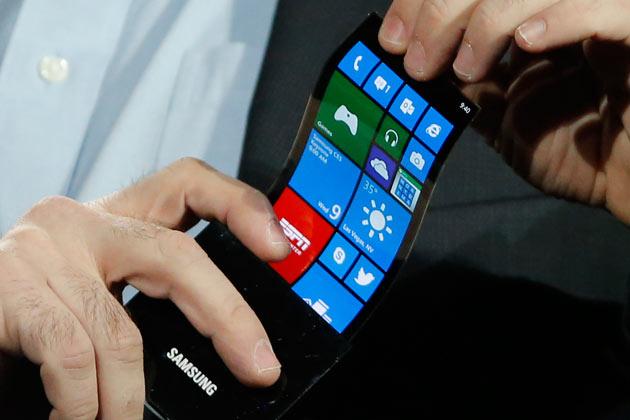 Flexible Samsung Youm