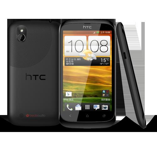 HTC Desire U Black