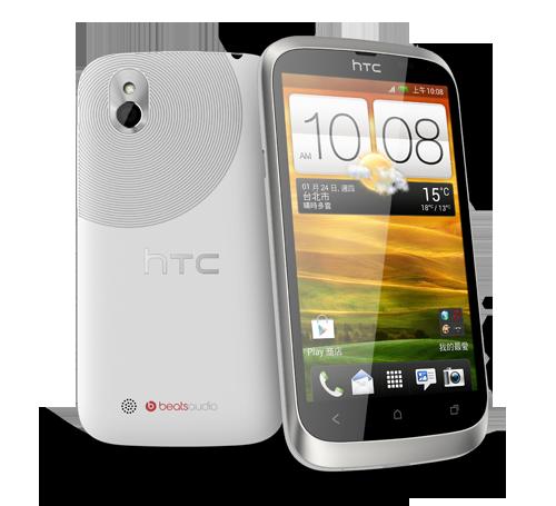 HTC Desire U White