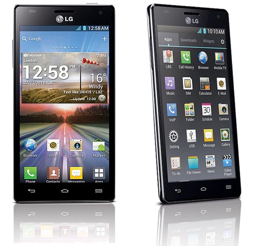 Root LG Optimus 4X HD P880
