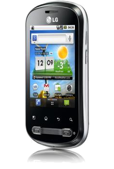LG Optimus Me P350
