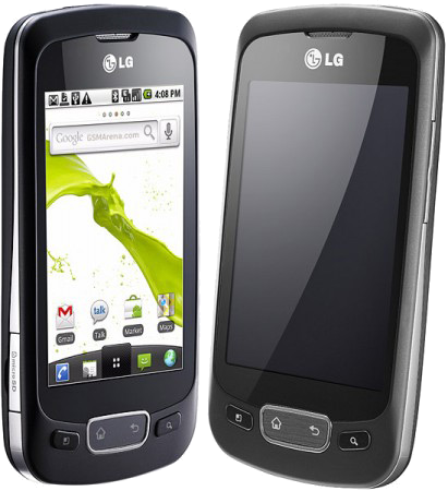 Android 4.1 Jelly Bean on LG Optimus One P500