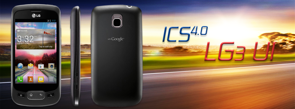 ICS ROM for LG Optimus One P500