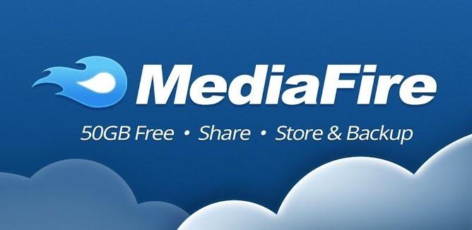 MediaFire Banner