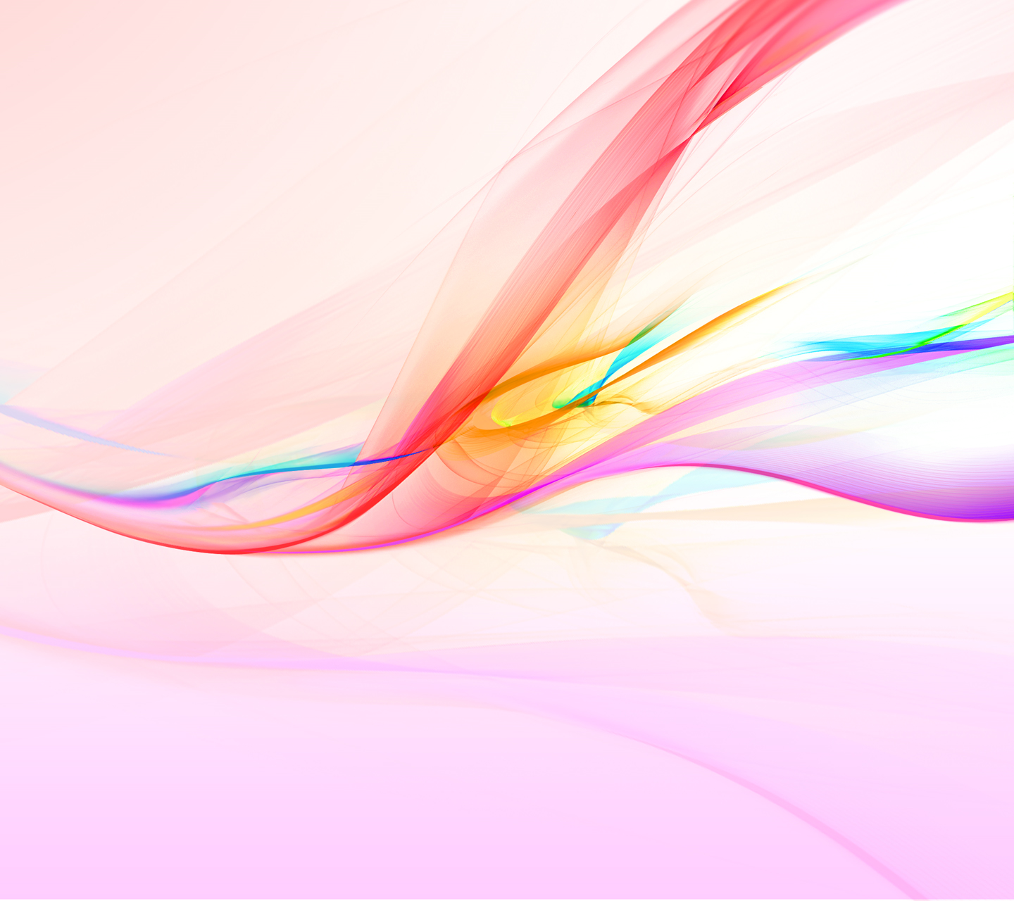 Pink Xperia Z Wallpaper