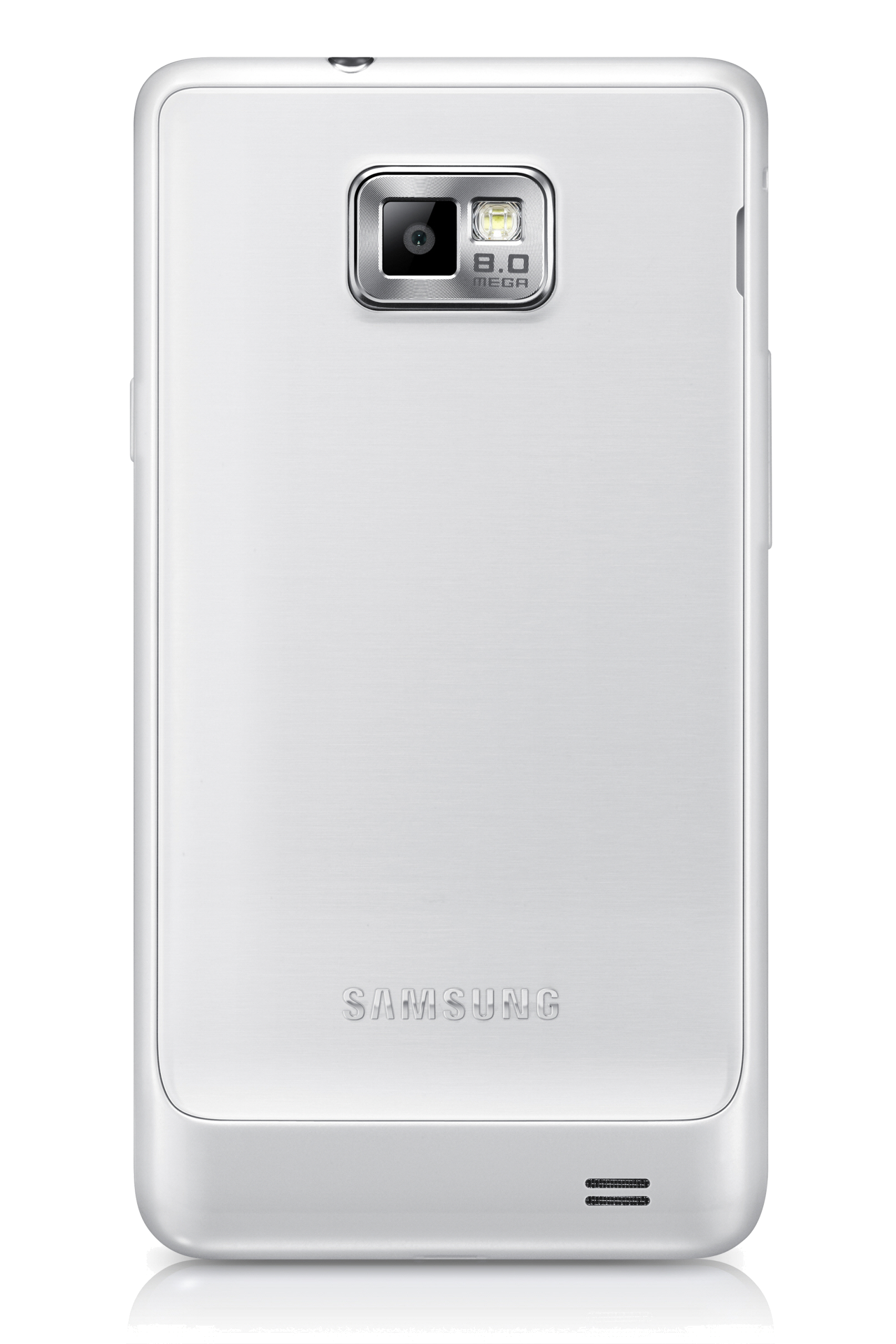 Samsung Galaxy S II Plus White