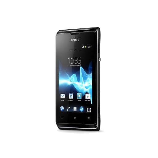 Sony Xperia E Black